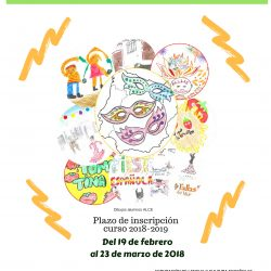 Matriculación ALCE curso 2018-2018